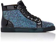 48f4c23f1210 Christian Louboutin Men s Louis Flat Sneakers Men s Sneakers