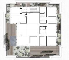 bbz landschaftsarchitekten, Realarchitektur, Noshe · Dachgarten Sammlung Boros · Divisare