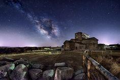 """""""Milky Way over Melque"""" by Jesús M García"""