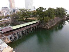 高松城 鞘橋 2015.04.02