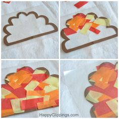 Let's try kids ! Simple steps to make paper doll  #kidscrafts