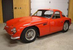 1960 TVR Grantura (toy car?)