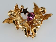 Identifying and Dating Antique and Vintage Brooches and Pins: Duette