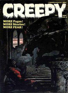 Creepy #6 (Issue)