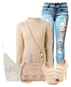 """""""Untitled #1141"""" by lisamoran ❤ liked on Polyvore featuring мода, Kenzo, Glamorous, Lauren Lorraine и Dolce&Gabbana"""