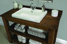 Bathroom: The Vanities Rustic Bath Vanity Cabinets 24 Rustic Vanity Cabinet Within Rustic Bathroom Vanity Plans Designs from Top of Rustic Bathroom Vanity Plans Cheap Bathroom Vanities, Bathroom Vanity Designs, Rustic Bathroom Designs, Bathroom Vanity Cabinets, Bathroom Mirrors, Bathroom Colors, Bathroom Lighting, Rustic Bathroom Cabinet, Rustic Vanity