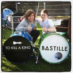 the bastille killer