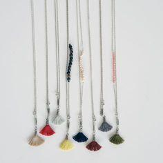 Lennebelle tassel necklace (Netherlands)