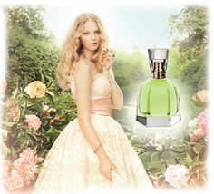 Oriflame Lovely Garden: a new fresh floral scent of sumptuous and mysterious beauty inspired by green gardens