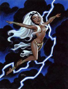 Storm - Bruce Timm
