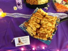 Rapunzel/Tangled Birthday Party Ideas | Photo 16 of 37 | Catch My Party