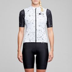 Splatter Women's Lightweight Gilet