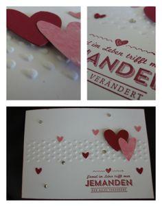 eine weitere Hochzeitskarte