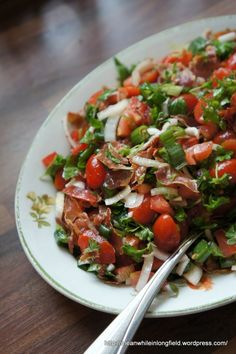 Cooking Recipes, Healthy Recipes, Healthy Food, Green Eggs, Soup And Salad, Bruschetta, Salad Recipes, Tapas, Food And Drink