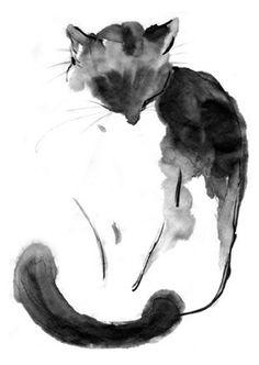 Cat ink