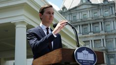 Jared Kushner, senior adviser and son-in-law to President Donald Trump, apparently registered to vote as a female, according to his publicly accessible 2009 New York state voter information.