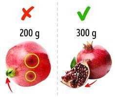 9Trucos para elegir las frutas más deliciosas