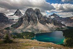 Mt. Assiniboine