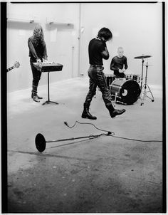 Nine Inch Nails  by Joseph Cultice