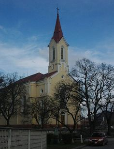 I might surprise my childhood penpal in Rohožník, Slovakia! Cathedral Church, Old Churches, Place Of Worship, European Countries, Cathedrals, Czech Republic, Country, Temples, Ukraine