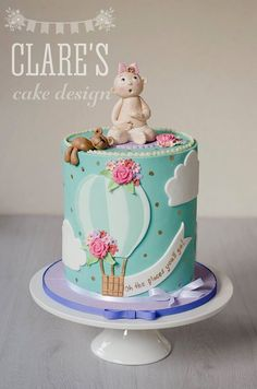 1000 Images About Cake Decorating Baby Girls On