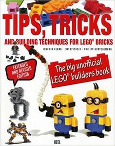Amazon.com: Lego Tips, Tricks and Building Techniques: The Big Unofficial Lego Builders Book (9783958434790): Joachim Klang, Tim Bischoff, Philipp Honvehlmann: Books, $6.94 Paperback