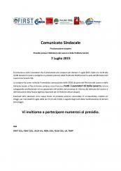 Sciopero #italia #lavoro #sindacati #sciopero
