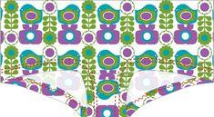 Materialien:  * Jersey ( Liandlo / Znok / Spoonflower / Alice Apple )  * Elastisches Einfassband (2,5 cm x 50 cm)   Anle...