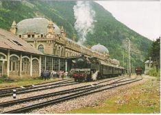 Estación de Canfranc, Huesca