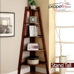 Swing Chair With Stand Pepperfry Walmart Pads 88 Best Storage Ideas Images Organization Cayenne Towering Corner Display Unit By Mudramark Online Units Furniture Product