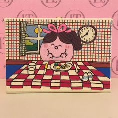 The Olympia Press Little Miss Characters, Sequence Of Events, Olympia Le Tan, Girly, Textiles, Kids Rugs, Selfie, Paris, History