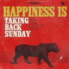 Review: Taking Back Sunday - Happiness Is [Album] - #AltSounds