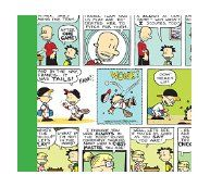 Epic Big Nate / by Lincoln Peirce. Like many people, I first became aware of Big Nate through the illustrated chapter books. Although I've been jumping on the comic compilations as they've come out, I was still surprised to learn that this strip has actually been syndicated since 1991! Here's your chance to sample a selection from each of the last 25 years, in this colossal 470-page compendium of everyone's favorite eternal sixth-grader.