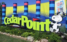 Cedar Point - Ohio - Best vacation ever!  Went here many summers with my family and in high school with a group of friends.  Best amusement park ever!