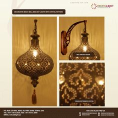 This brass antique wall bracket with crystal pattern could be a great addition to your home decor, purchase this now by calling +971 4815 2020! :) #brasslight_international #brass #brassmade #chandlier #crystal_chandelier #antique #antique_chandelier #antique_wallbrackets #pole_lights #dubai #uae #dubaiproducts #interior_design #interior #lightfittings #lights #customizedproducts #customizedlights #customised_chandelier #customised_lightfittings #lantern #new_products #brasslight_newproduct…