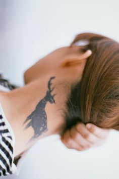 If I were to get a tattoo, this would be it... only it would be the female version.