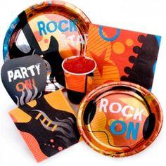 Rockstar Birthday Party!!!