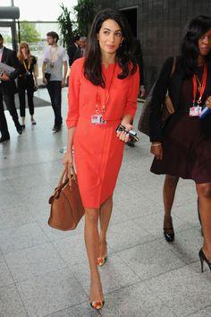Working wardrobe: Best dressed women