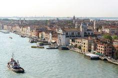 Panoramic Boat Trip, Murano & St. Mark's Square #Venice #Italy