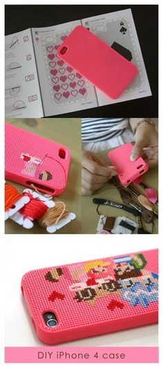 Art iPhone case!! diy