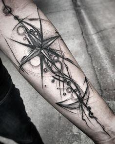 4,875 vind-ik-leuks, 20 reacties - Inez Janiak (@ineepine) op Instagram: '#wowtattoo #blacktattoomag #blacktattooart #inkstinctsubmission #equilattera #black #tattoo…'