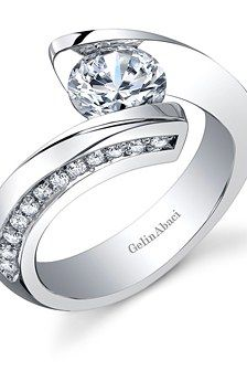 Engagement Rings: 35 of the Shiniest, Blingiest and Most Glam Diamond Rings…
