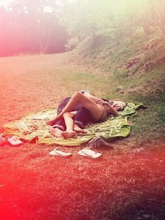 omg me and you... have a nice picnic and then make love in the woods under the stars!