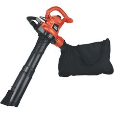 Black & Decker Power Tools BV5600 250 MPH High Performance Blower, Vac & Mulcher (Blowers), Multi (Metal), Gardening