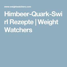 Himbeer-Quark-Swirl Rezepte   Weight Watchers