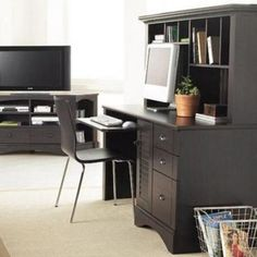 'Harbourview' Computer Desk (Box B)