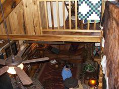 Top floor of our cabin Kentucky, Cabin, Flooring, Top, Cabins, Wood Flooring, Cottage, Wooden Houses, Crop Shirt