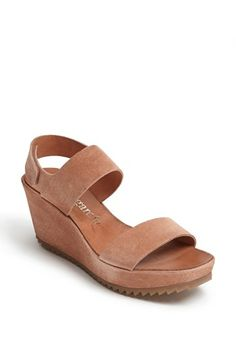 Pedro Garcia 'Fiona' Wedge Sandal available at #Nordstrom $300