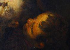 Rembrandt 'The Blinding of Samson'(detail) 1636 Rembrandt, Art Occidental, Baroque Art, Dutch Golden Age, Renaissance Art, Art History, Oil On Canvas, Vans, Detail