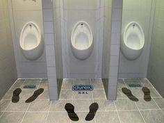 Ad for Durex XXL ...